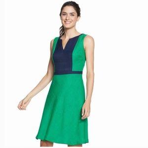 dcc37c1efd Boden Monica notch dress